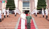 加强越南与澳大利亚防务合作关系