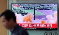 联合国安理会就朝鲜发射导弹召开紧急会议