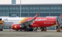 日本航空公司与越南越捷航空公司合作