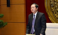 越南国会常委会向《国防法修正案(草案)》提供意见
