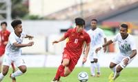 第29届东南亚运动会:越南U22足球队4比0战胜东帝汶