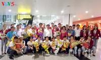 越南在第29届东运会上稳居第二位