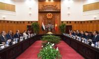 埃及希望加强与越南的多领域合作