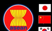 东盟与中日韩面向实现建设更广阔共同体的目标