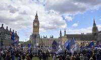 英国与欧盟推迟下一轮英脱欧谈判