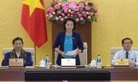 越南14届国会常委会15次会议开幕