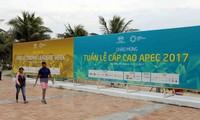 青年代表抵达会安出席2017 APEC未来之声论坛