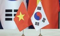 韩国国庆暨越韩建交25周年纪念仪式在河内举行