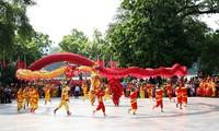 河内举行多项文化艺术活动庆祝2018年戊戌春节