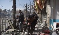阿富汗喀布尔恐袭:死亡人数不断上升