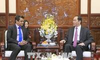 越南鼓励印度企业投资越南