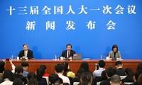 中国为第十三届全国人民代表大会第一次会议做好准备