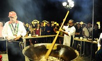 2018年第三次国际美食节在广南省举行