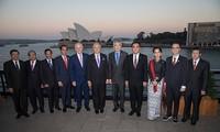 阮春福在东盟-澳大利亚特别峰会相关活动上发表重要讲话