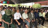 富国老政治犯凯旋45周年纪念仪式举行
