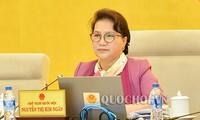 越南14届国会常委会23次会议开幕