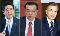 中日韩三方即将举行会晤