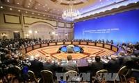 有关各方为在哈萨克斯坦举行的叙利亚和谈做好准备