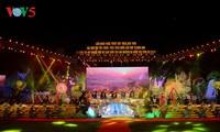 越南全国滩伦丁琴艺术节开幕