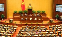 越南第十四届国会第五次会议开幕