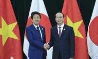 陈大光与夫人即将对日本进行国事访问