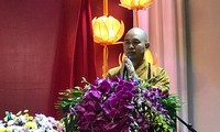 释德善上座——荣获印度莲花士勋章的第一个越南人