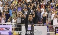 越南首次荣获世界三颗星开伦锦标赛冠军