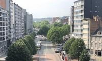 比利时发生枪击案致两名警察死亡
