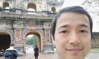 中国广东外语外贸大学越南语专业副教授陈继华和越南语的情缘(第二期)