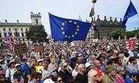 英脱欧:英国女王批准脱欧协议