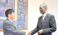 莫桑比克欢迎越南企业前来投资经营