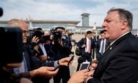 美国国务卿蓬佩奥:美朝对话取得进展且卓有成效