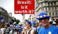 英脱欧协议:英国央行对达不成协议的可能发出警告