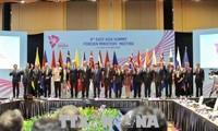 越南主动积极参加第51届东盟外长会及系列会议