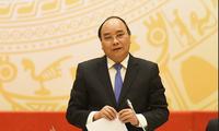 阮春福批准越南银行部门2025年发展战略  2030年远景提案