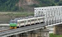 朝鲜促进与韩国的跨境铁路现代化合作