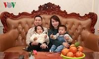 越南80后亿万富翁成功扎根广西 跨国婚姻幸福美满