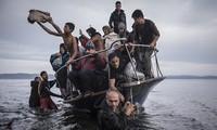 难民问题:欧洲五国同意接收水瓶座(Aquarius)号救护船上的难民