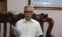 沟通越南之声广播电台与烈士家属的阮进春大爷