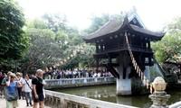 2018年前9个月河内共接待2000多万人次游客