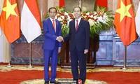 越南和印度尼西亚就加强战略伙伴关系发表联合声明