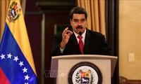 委内瑞拉总统对中国进行国事访问