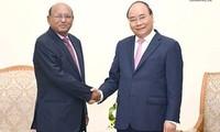 越南和孟加拉促进经贸投资关系发展