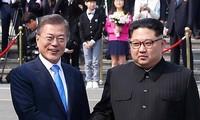 韩国为即将举行的韩朝首脑会谈做准备