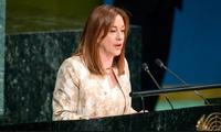 第73届联合国大会提出7点优先行动