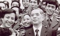 前越共中央总书记阮文灵——革新事业的倡导者