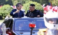 国际社会对第三次朝韩首脑会晤取得的结果表示欢迎