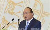 日本媒体刊发阮春福总理访日前接受专访的内容