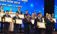 10.13越南企业家日纪念活动在各地举行