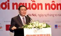 王庭惠:合作社要成为连接农民和企业的桥梁